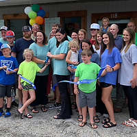 A Monroe County Chamber of Commerce ribbon cutting was held for Netty Nutrition, located at 118 Pine St. in Nettleton.