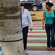 "CRUCE PEATONAL ""COLOR ADITIVO"" DE CARLOS CRUZ DÍEZ / CROSSWALKS OF ADDITIVE  COLOUR"
