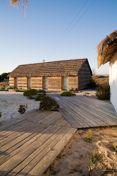 Casas na Areia. Comporta. Aires Mateus Architects