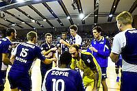 Groupe Saint Nazaire  - 19.12.2014 - Beauvais / Saint Nazaire - 12e journee de Ligue A<br />Photo : Fred Porcu / Icon Sport