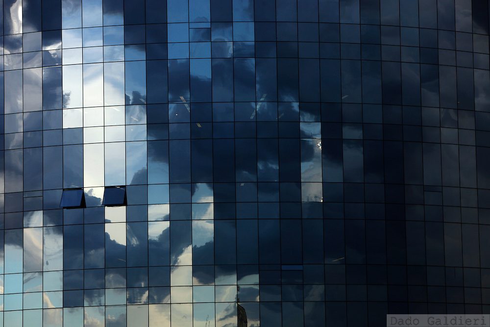 The all glass windows towers of Attorney General's offices in Brasilia, Brazil, Wednesday, Feb 8, 2012.(Photo Dado Galdieri)