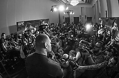 June 11, 2015: UFC 188 Ultimate Media Day