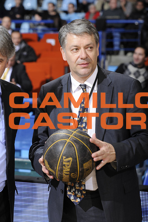 DESCRIZIONE : Championnat de France Basket Ligue Pro A  Semaine des As Quart de Finale<br /> GIOCATORE : DESFOUX Jean Luc President LNB<br /> SQUADRA : LNB<br /> EVENTO : Ligue Pro A  2010-2011<br /> GARA : <br /> DATA : 11/02/2011<br /> CATEGORIA : Basketbal France Ligue Pro A<br /> SPORT : Basketball<br /> AUTORE : JF Molliere par Agenzia Ciamillo-Castoria <br /> Galleria : France Basket 2010-2011 Action<br /> Fotonotizia : Championnat de France Basket Ligue Pro A Semaine des As Quart Finale Pau
