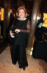 Top selling writer BARBARA TAYLOR BRADFORD at a party to ceebrate the bublication of 'The Ravenscar Dynasty' by Barbara Taylor Bradford hld at the newly opened Mousaieff Store, 172 New Bond Street, London on 28th September 2006.<br /><br />NON EXCLUSIVE - WORLD RIGHTS