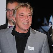 NLD/Den Haag/20111114 - Perslunch Virgin Galactic iav Sir Richard Branson, Rob Andeweg