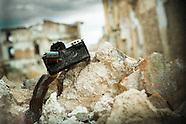 Belchite, the memory of the Spanish Civil War
