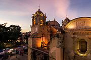 Oaxaca City, Catedral de Oaxaca