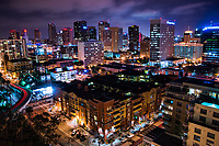 SD Central Business District (Night)