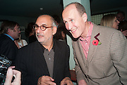 ALAN YENTOB, Party to celebrate the publication of 'Winter Games' by Rachel Johnson. the Draft House, Tower Bridge. London. 1 November 2012.