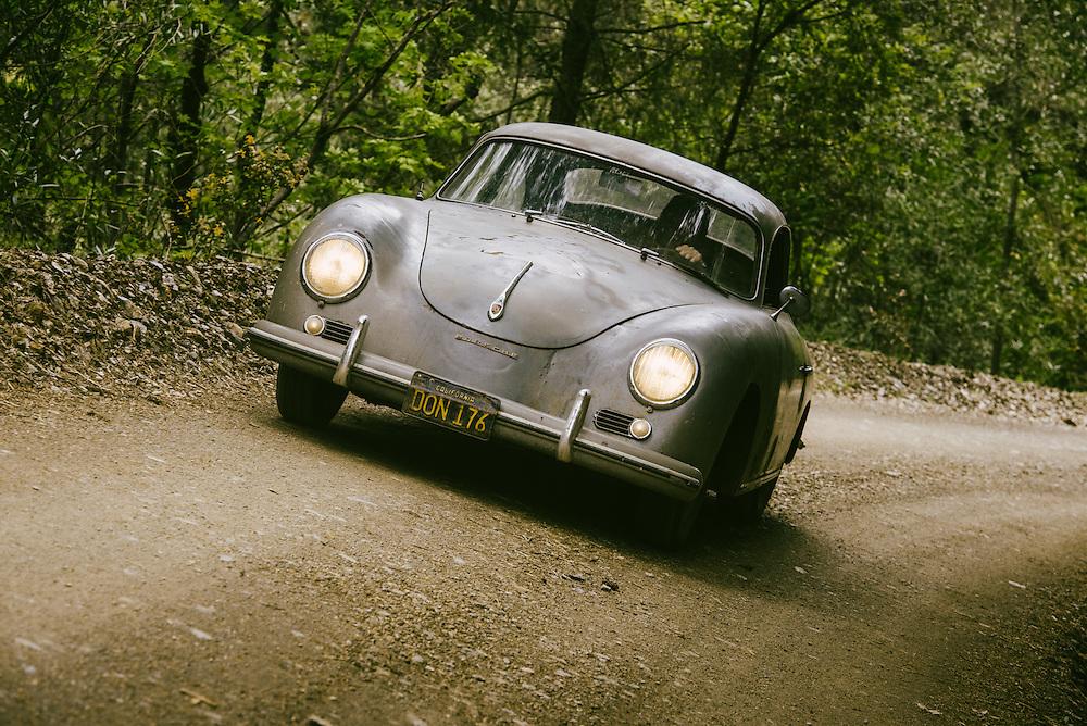 Matt Hummul, 1956 Porsche 356   Christophorus The Porsche Magazine