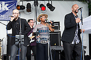 Images from the 2012 Good In The Hood at the Lillis Albina City Park