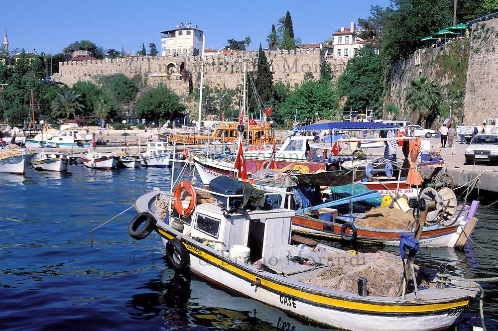 Turquie. Lycie. Antalya.