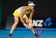 Dayana Yastremska of the Ukraine in action during her second-round match at the 2019 Australian Open Grand Slam tennis tournament on January 17, 2019 at Melbourne Park in Melbourne, Australia - Photo Rob Prange / Spain ProSportsImages / DPPI / ProSportsImages / DPPI