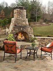 fireplace. Deck patio Verandah Porch VA1-803-266