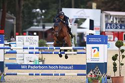 Weichert, Jan-Phillipp (GER) Luigi<br /> Paderborn - Paderborn Challenge 2016<br /> © www.sportfotos-lafrentz.de
