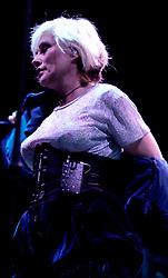 Blondie with INXS at Hallam FM Arena 6th December 2002<br /><br />Copyright Paul David Drabble<br />Freelance Photographer<br />07831 853913<br />0114 2468406<br />www.pauldaviddrabble.co.uk<br /> [#Beginning of Shooting Data Section]<br />Nikon D1 <br /> 2002/12/06 22:58:37.5<br /> JPEG (8-bit) Fine<br /> Image Size:  2000 x 1312<br /> Color<br /> Lens: 80-200mm f/2.8-2.8<br /> Focal Length: 80mm<br /> Exposure Mode: Manual<br /> Metering Mode: Spot<br /> 1/200 sec - f/2.8<br /> Exposure Comp.: 0 EV<br /> Sensitivity: ISO 800<br /> White Balance: Auto<br /> AF Mode: AF-C<br /> Tone Comp: Normal<br /> Flash Sync Mode: Not Attached<br /> Color Mode: <br /> Hue Adjustment: <br /> Sharpening: Normal<br /> Noise Reduction: <br /> Image Comment: <br /> [#End of Shooting Data Section]