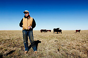"""Rancher Bret Clanton is not looking forward to a day when the pipeline cuts through 3 miles of his cattle ranch land. Threatened with eminent domain, he and his neighbors signed a deal with TransCanada in 2007-2008 for perpetual easement. To Billings Gazette he says """" They should build it or get the h... out of here"""""""