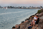 Marina Del Rey, Los Angeles, California, USA