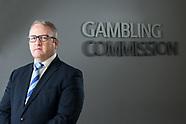 Gambling commission CEO Neil McArthur portraits