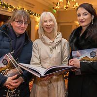 Carmel Moroney, Deirdre Convey and Josephine Ryan, all collegues of Joanne O'Brien from St John Bosco Community College Kildysart