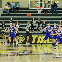 01-15-16 Berryville Sr. Girls vs. Prairie Grove