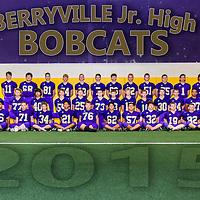 2015 Berryville Jr High Football Team & Individual