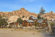 Keys Ranch House and Store at Joshua Tree National Park