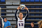 2017 FAU Women's Volleyball vs Stetson