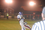 Water Valley's L.J. Hawkins (10) vs. Nettleton in Nettleton, Miss. on Friday, October 12, 2012. Water Valley won.