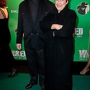 NLD/Scheveningen/20111106 - Premiere musical Wicked, Heddy Lester en ..........