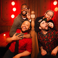 The Party - 4/14/15 - Kings County Saloon