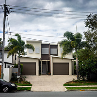 Australian house on Gold Coast