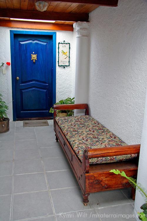Americas, South America, Ecuador, Cotacachi. La Mirage Garden Hotel & Spa, a Relais & Chateau property