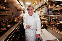 Michael is now executive chef and managing partner at Porter House New York, a restaurant he opened in 2006.