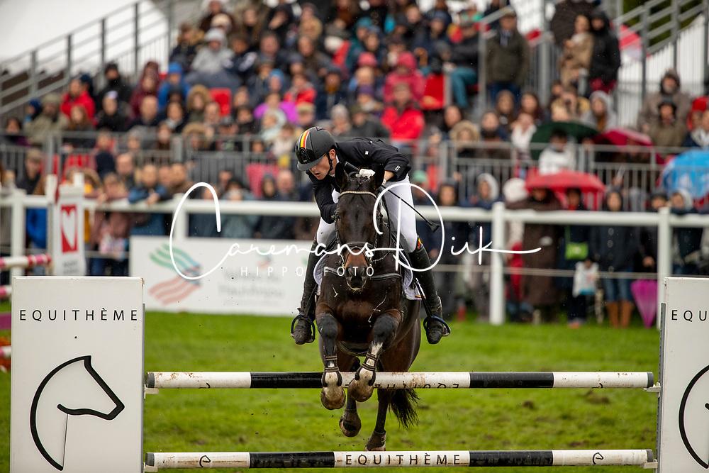 Verwimp Jarno, BEL, Tabries<br /> Mondial du Lion - Le Lion d'Angers 2019<br /> © Hippo Foto - Dirk Caremans<br />  20/10/2019