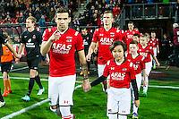 ALKMAAR - 02-02-2016, AZ - HHC, AFAS Stadion, 1-0,