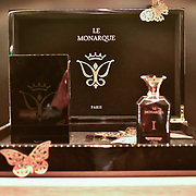 Jovoy, Luxury Perfumery in Mayfair to launch world renowned floral artist Fabienne Egger Luxury Wreath making workshops across the UK at Jovoy Mayfair on 7 November 2019, London, UK