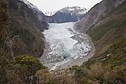 Fox Glacier, West Coast, New Zealand
