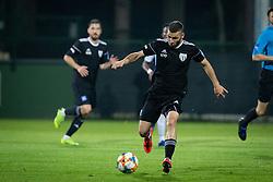 Nino Kouter of Mura during football match between NŠ Mura and ND Gorica in 34nd Round of Prva liga Telekom Slovenije 2018/19, on May 18, 2019 in Fazanerija, Murska Sobota, Slovenia. Photo by Blaž Weindorfer / Sportida