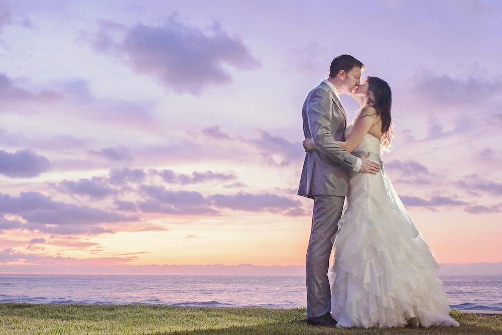 Beautiful sky wedding at a destination wedding in Puerto Vallarta.  Image by Maine Wedding Photographer, Puerto Vallarta Wedding Photographer, New York City Wedding Photographer and Philadelphia Wedding Photographer Michelle Turner.