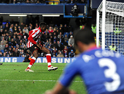 14.11.2010, Stamford Bridge, London, ENG, PL, FC Chelsea vs FC Sunderland, im Bild Chelsea`s Ashley Cole  watches in horror as Sunderland's Danny Welbeck intercepts his backpass to score his sides third goal -  Chelsea vs Sunderland  in the Barclays Premier League  at Stamford Bridge stadium in London on 14/11/2010. EXPA Pictures © 2010, PhotoCredit: EXPA/ IPS/ Rob Noyes +++++ ATTENTION - OUT OF ENGLAND/UK +++++