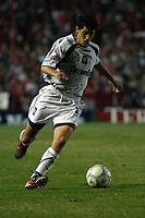 Fotball<br /> Independiente v Newells<br /> Torneo Clausura<br /> Buenos Aires<br /> 21. februar 2004<br /> Foto: Digitalsport<br /> Norway Only<br /> Zurita, Independiente