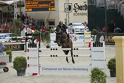 Kayser, Julia, Sterrehof´s Cayetano Z<br /> Nörten-Hardenberg - Burgturnier<br /> Championat<br /> © www.sportfotos-lafrentz.de/ Stefan Lafrentz