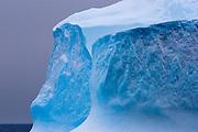 Iceberg corner, Antarctica