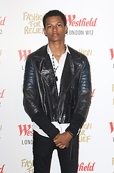 © Licensed to London News Pictures. 27/11/2014, UK. DJ Charles, Naomi Campbell Fashion For Relief Pop-Up Shop - launch party, Westfield London UK, 27 November 2014. Photo credit : Richard Goldschmidt/Piqtured/LNP