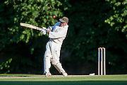 Bishop's Stortford v Albury, Cricketfield Lane, Bishop's Stortford, UK on 21 June 2014. Photo: Simon Parker