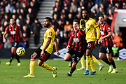 Adrian Mariappa (6) of Watford during the Premier League match between Bournemouth and Watford at the Vitality Stadium, Bournemouth, England on 12 January 2020.