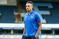 Daniel Leadbitter of Bristol Rovers arrives at Adams Park for the Sky Bet League One fixture against Wycombe Wanderers - Mandatory by-line: Robbie Stephenson/JMP - 18/08/2018 - FOOTBALL - Adam's Park - High Wycombe, England - Wycombe Wanderers v Bristol Rovers - Sky Bet League One