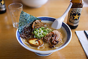 Birthday: Basic Pork ramen at Kambi Ramen House