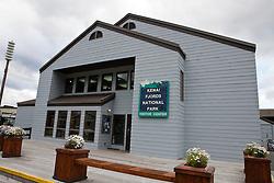 Kenai Fjords National Park visitor's center, Seward, Alaska, United States of America